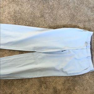 Michael Kors Baby Blue Dress Pants